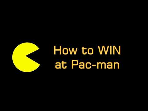 How To Win At Pacman Part 1 - Patterns For Every Level