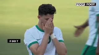 ملخص كامل مباراة السعودية وساحل العاج 1-2