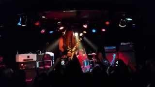 "Zakk Sabbath ""Fairies Wear Boots"" The Viper Room, Hollywood. 10-10-15"