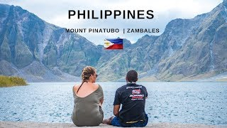 PHILIPPINES - Climbing Mount Pinatubo & Meeting the AETA Tribe