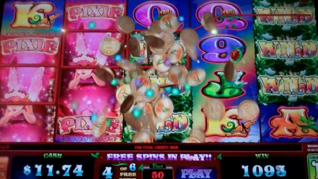 Wild Pixies Slot Machine