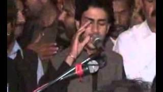 Zeeshan Haider live noha 2013-abbas jo nahen- at chak 232,bani,S,G.ZULFQAR NOOL