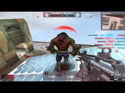 Wolfteam Latino | Disparar Transformado en Lobo 1/2 (PARCHADO)
