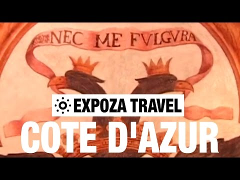 Cote D'azur Vacation Travel Video Guide