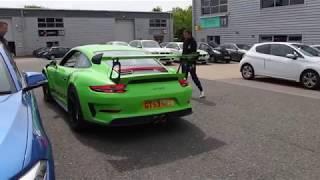 New 911 GT3 RS 911.2 Collection - The lizard gets a makeover!