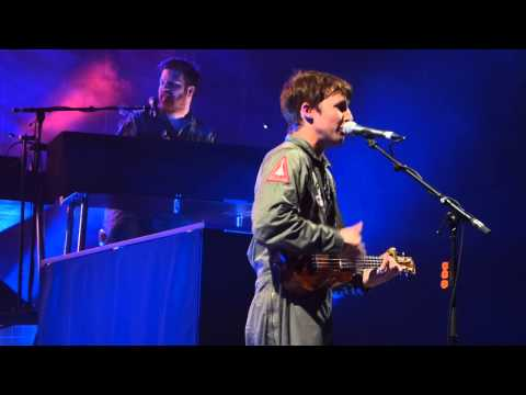 James Blunt - Postcards live Hamburg O2 World 04.03.2014