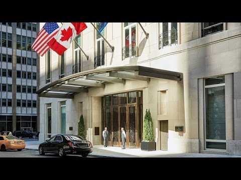Four Seasons Hotel Restaurant New York