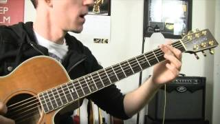 Pumped Up Kicks ★ Foster the People - Guitar Lesson - How To Play Easy Acoustic Songs