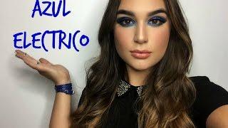AZUL ELECTRICO | Ysabella Affatato