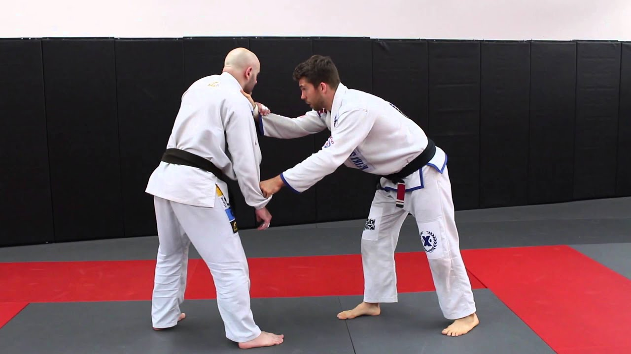 White Belt Takedown
