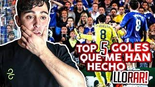 ¿POR QUÉ NUNCA HE VISTO LA FINAL DEL MUNDIAL QUE GANÓ ESPAÑA? TOP 5 goles con los que he llorado