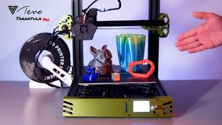 Tevo Tarantula Pro - 3D Printer DIY Kit - Unbox & Setup