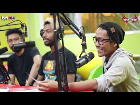Rocktober Fest 2016 radio interview with The Flins Tone