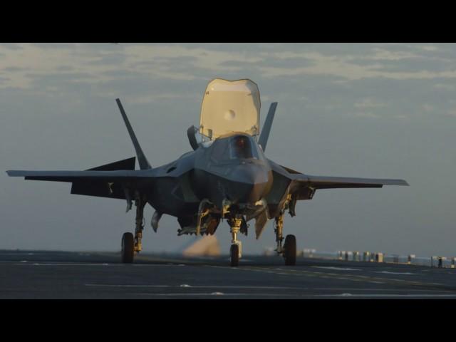 F 35B DT III Wrap Up