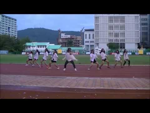 หญิงลั้ลลา - หญิงลี ศรีจุมพล Dance Cover by PSU Dancing Club