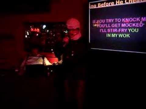 Intergalactic - Karaoke Spaceman