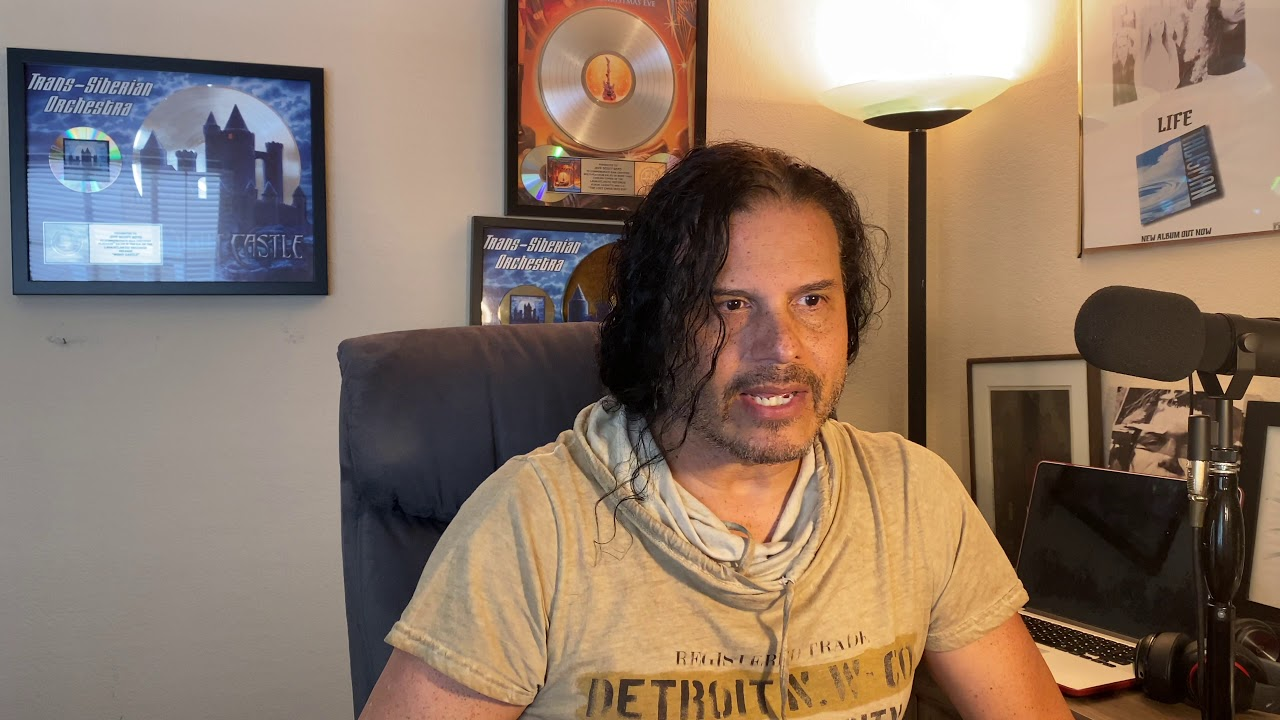 "Jeff Scott Soto - Making of ""Wide Awake (In My Dreamland)"" Part 4"
