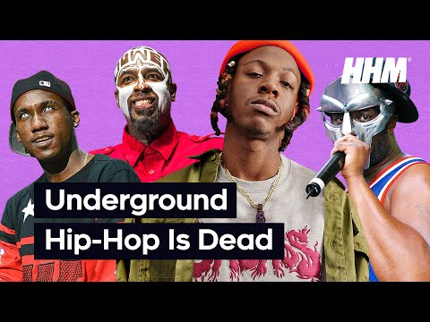 What Happened To Underground Hip-Hop?
