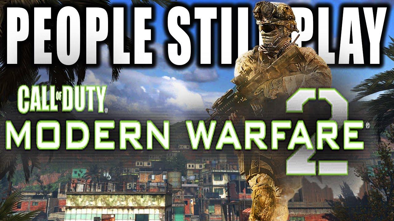 Do People Still Play Call of Duty Modern Warfare 2? - 2018 - PC Gameplay 4K  60