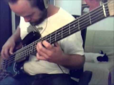 Body Heat | James Brown Bass Cover | Fender Roscoe Beck V