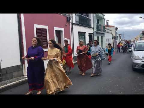 Cortejo de Reis - Ribeira Grande - Matriz - 06.01.2019