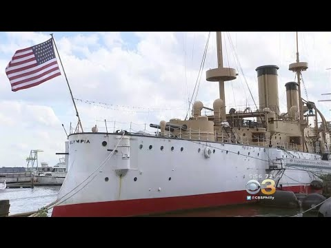 Haunted USS Olympia Brings A Scare During Halloween