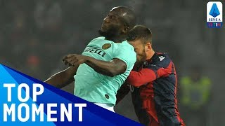 Lukaku Bags the Equaliser for Inter! | Bologna 1-2 Inter | Top Moment | Serie A