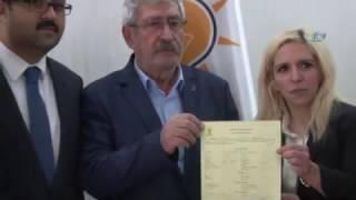 Celal Kılıçdaroğlu AK Parti'ye Üye Oldu