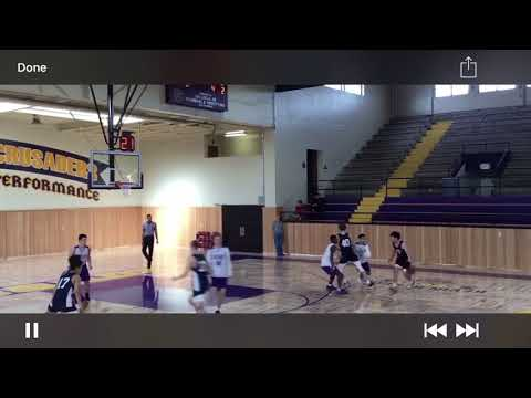 Cole Cummings 18'- Justin Siena High School- Senior Year Pre-Season Mixtape