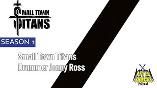 Small Town Titans – Rufflin' Feathers – The Aftershocks Interview with Drummer Jonny Ross