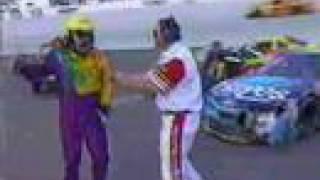 Jimmy Spencer vs. Wally Dallenbach (Dover 1996)