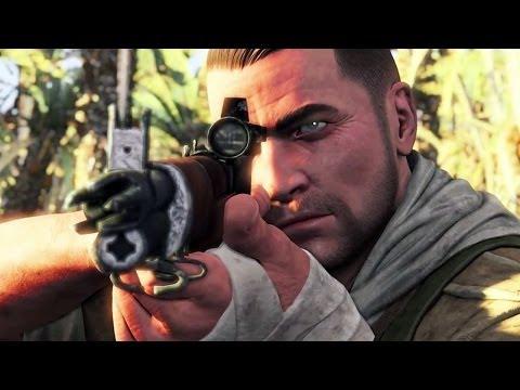 PS4 - Sniper Elite 3 Trailer