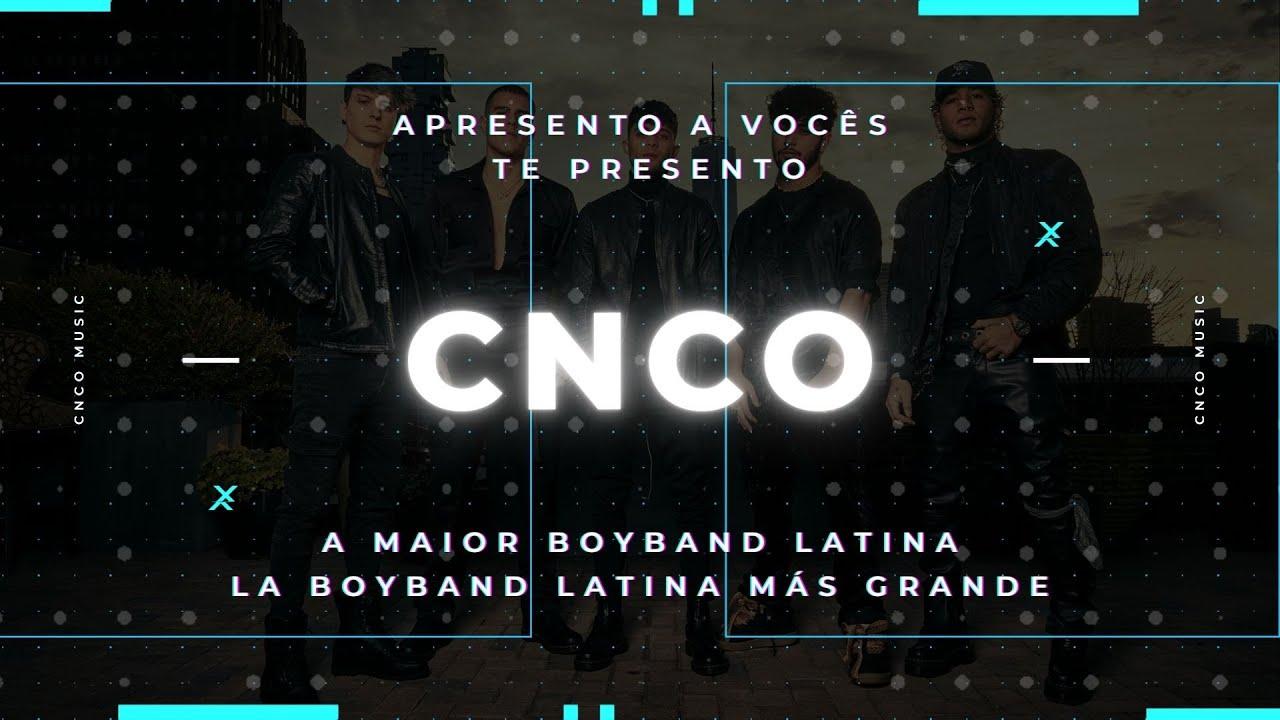 CONHECENDO O CNCO! // ¡CONOCIENDO A CNCO! 🥰❤️