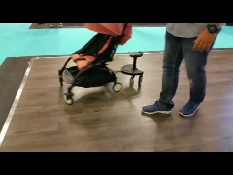 Novedad 2017 patinete con asiento para silla de paseo yoyo youtube - Patinete silla paseo ...