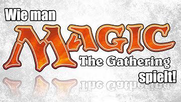 Magic: The Gathering - Die Grundlagen - Magic lernen mit Prinny #1