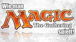 Magic: The Gathering - Die Grundlagen - Magic lernen mit Prinny #1