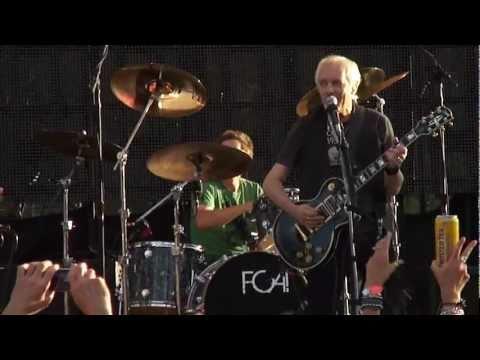 Peter Frampton--Do You Feel Like We Do--Live @ Artpark in Lewiston, New York 2011-06-28