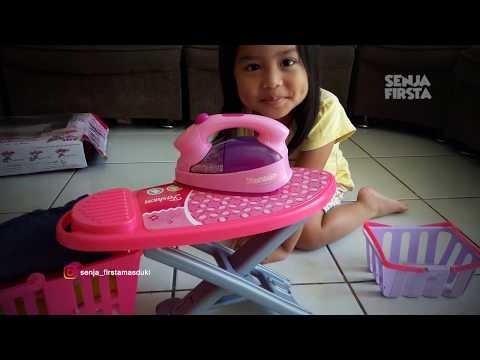 Mainan Setrika-setrikaan - Permainan melatih kesabaran anak