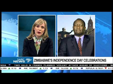 Zimbabwe's independence day: Isaac Moyo