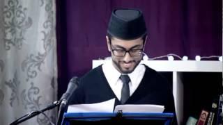 Urdu: Waqf-e-Nau Class Khuddam 8th December 2012 - Hamburg, Germany - Islam Ahmadiyya