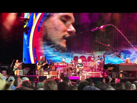 Bertha – Dead & Co., JiffyLube Live 6/22/17