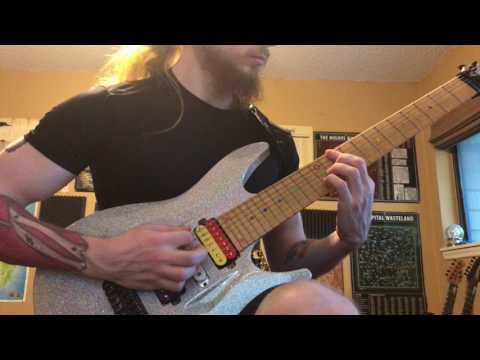 Jason Richardson - Hos Down Main Riff - Practice