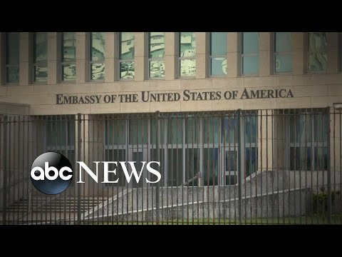 US State Department expels 2 Cuban diplomats