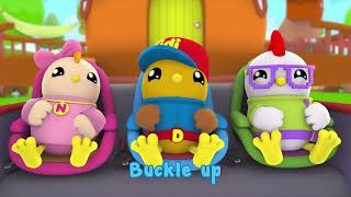 Didi & Friends Journey Part 1   Nursery Rhymes & Song For Kids   Didi & Friends In English