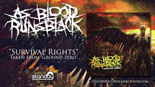 As Blood Runs Black - Survival Rights [AUDIO]