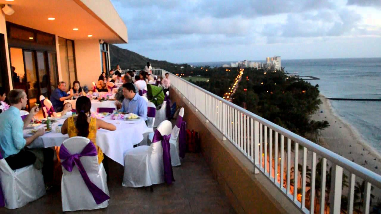 Coconut Club Wedding Reception Venue Youtube