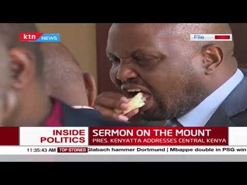 Is President Uhuru worried about losing grip of his Mt. Kenya backyard to Ruto? | Inside Politics