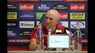 Cagliari-Palermo, la conferenza stampa pre-gara