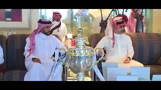فيديو وصور.. الوليد بن طلال يكافئ فريق الهلال بـ4 ملايين ريال