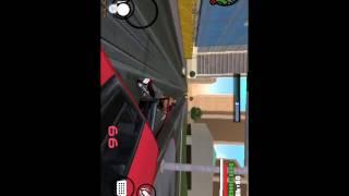 Flying bike in gta sa andriod ( cleo script)